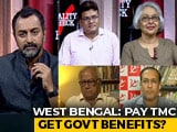 "Video : ""Cut Money"" Crusade: Mamata Banerjee And Her Party Under Fire?"
