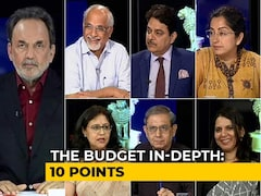 Video: Watch: Prannoy Roy Explains Budget 2019 In 10 Points