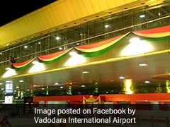 Vadodara Airport Resumes Normal Operations After Heavy Rainfall