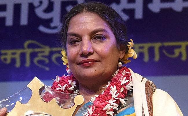 Shabana Azmi New Leader Of 'Tukde Tukde Gang': Minister Giriraj Singh
