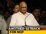 "Video : Sharad Pawar Pins Defections On BJP. ""Introspect,"" Says Devendra Fadnavis"