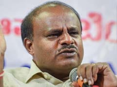 Won't Be Cowed Down By Threats, Says HD Kumaraswamy