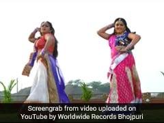 Bhojpuri Cinema: आम्रपाली दुबे ने अंजना सिंह के साथ मिलकर किया धमाकेदार डांस, Video ने उड़ाया गरदा
