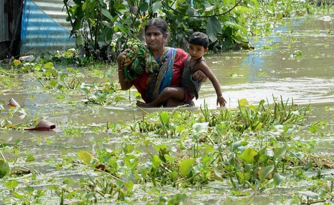 Assam Limps Back To Life As Flood Situation Improves, 50 Killed So Far