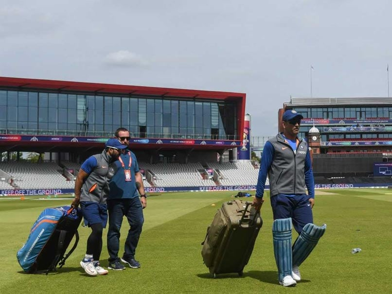 World Cup Semi Final India vs New Zealand : Manchester Weather Report