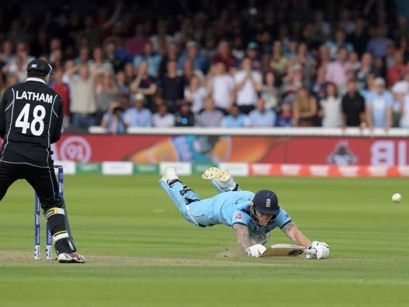MCC To Review Overthrow Rule After World Cup 2019 Final Controversy