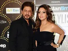 'Being Shah Rukh Khan's Wife Has Only Positive Effects,' Says Gauri Khan