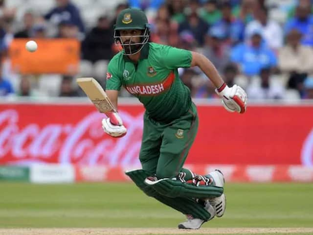 Tamim Iqbal requests Bangladesh Cricket Board to rest him for Some time