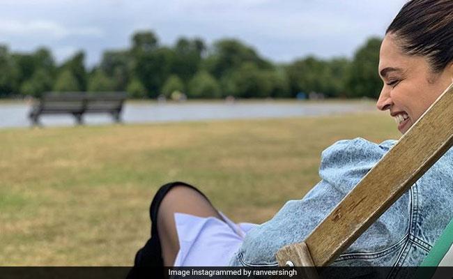 The Cake Deepika Padukone Was 'High' On As 'Rangeela' As Ranveer Singh: The Internet's Verdict