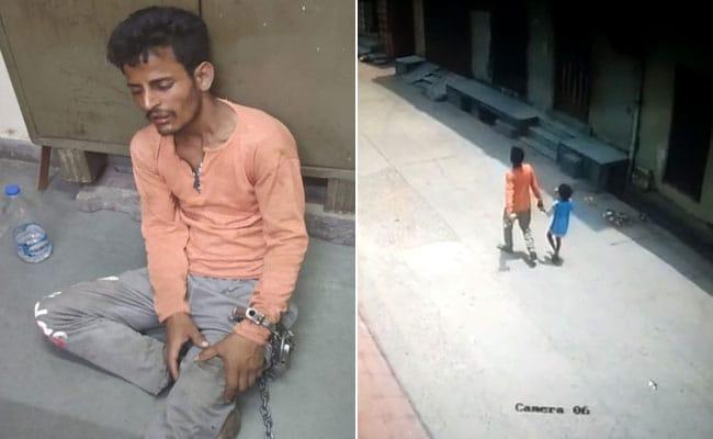 दिल्ली में दरिंदगी: 6 साल की बच्ची से रेप, सड़क के किनारे खून से लथपथ मिली मासूम- सामने आई CCTV फुटेज