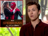 Video: <i>Spider-Man: Far From Home</i>: Tom Holland Interview & First Impressions