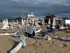 Storm In Greece Kills Six Tourists, Several Injured
