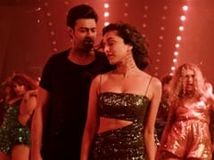 <I>Saaho</i> First Song: Prabhas Is Shraddha Kapoor's <I>Psycho Saiyaan</i>