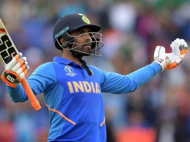 """""""By Bits And Pieces, He Ripped Me Apart Today"""": Sanjay Manjrekar After Ravindra Jadejas Blistering Knock"""