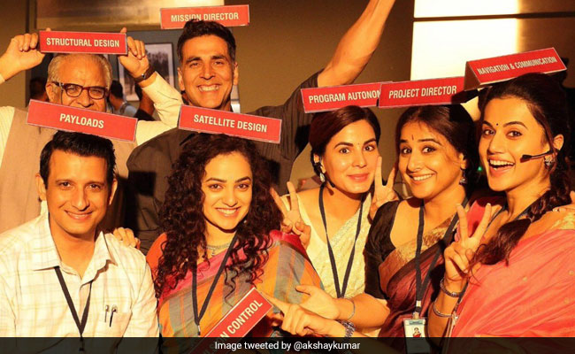Mission Mangal Trailer: For Akshay Kumar, Vidya Balan, Taapsee Pannu, Sonakshi Sinha, Sky Is Not The Limit