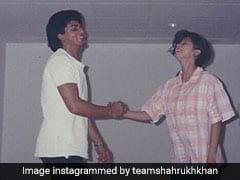 शाहरुख की 27 साल पुरानी फोटो हुई वायरल, इस एक्ट्रेस संग यूं आए नजर पहचानना हुआ मुश्किल
