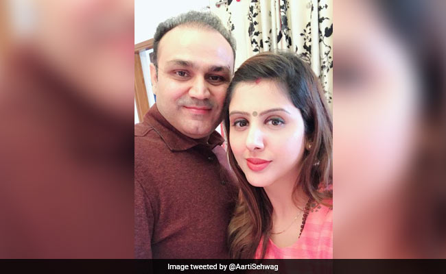 Virendra Sehwag's Wife Alleges Business Aides Cheated For 4.5-Crore Loan