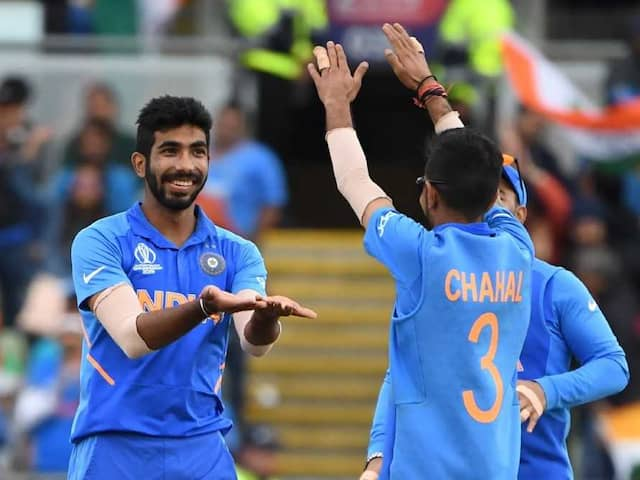 Jasprit Bumrah, Yuzvendra Chahal In Race For Huge Indian Record In T20Is