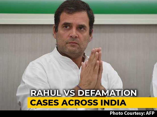 Video : Rahul Gandhi, Sued By RSS Worker, To Appear In Mumbai Court Today