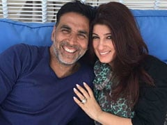 Nothing Stops Twinkle Khanna Trolling Akshay Kumar, Not Even His Forbes List Ranking