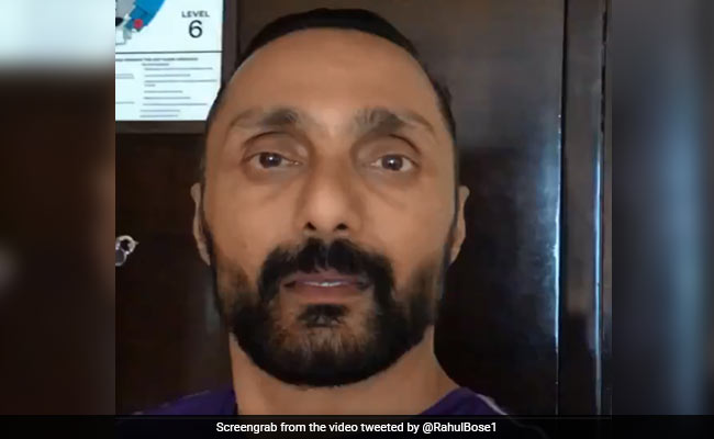Actor Rahul Bose's tweet costs JW Marriott dear