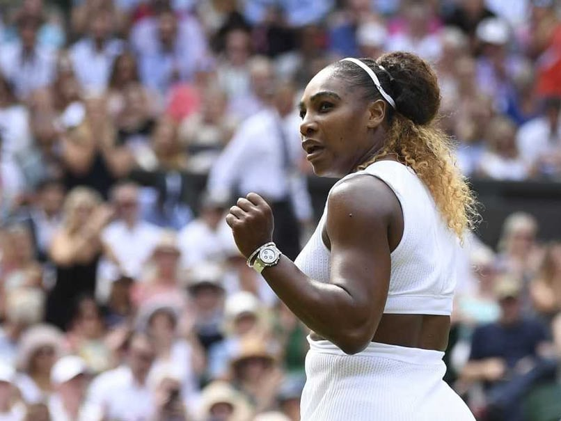 Serena Williams To Face Simona Halep In Wimbledon Final With Record Slam Haul In View