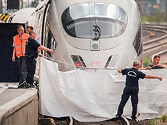 Boy, 8, Dies After Being Pushed In Front Of German Train