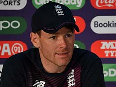 England's Eoin Morgan Hails Brendon McCullum Influence Ahead Of World Cup Final