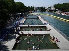 पेरिस में गर्मी का सत्तर साल का रिकार्ड टूटा, बेल्जियम में भी पारा चढ़ा