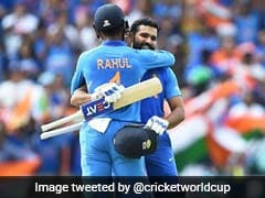 Rohit Sharma, KL Rahul Star In India