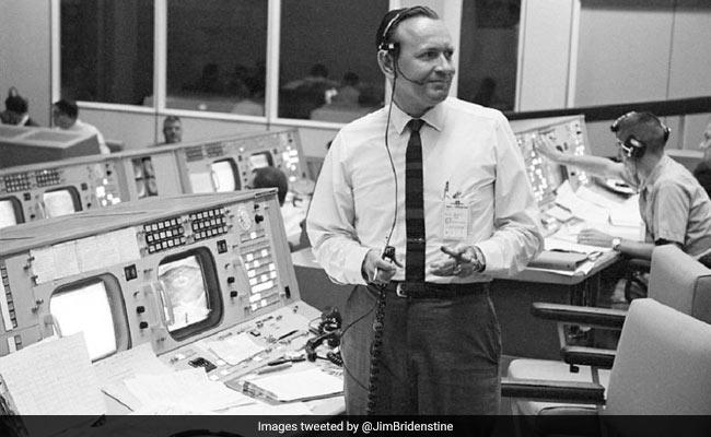 NASA's First Flight Director Chris Kraft Dies At 95
