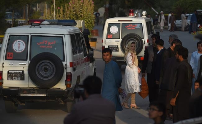 India condemns Attack On Afghan's VP Candidate's Office