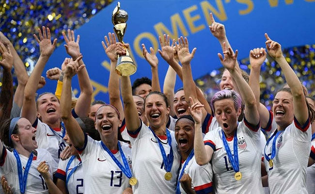 Trump Praises US Women's Soccer Team On Win, Days After Spat With Captain