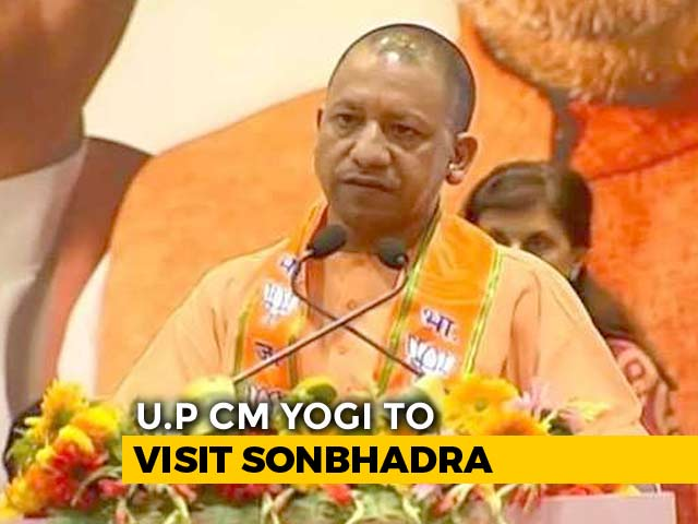 Video : Yogi Adityanath To Visit Families Of Those Killed In UP Shootout Today