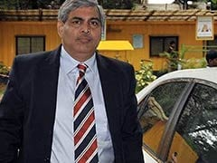 ICC Chief Shashank Manohar Got Contentious Payment From Amrapali