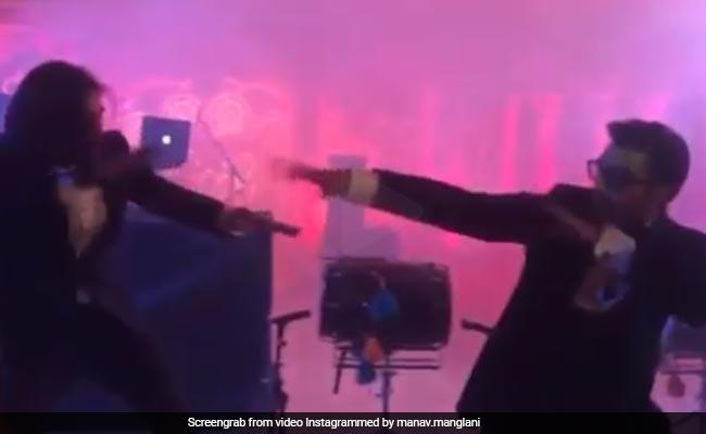 Dear Ranveer Singh, Meezaan Jaaferi Stole Your Thunder In Malhaari Dance-Off