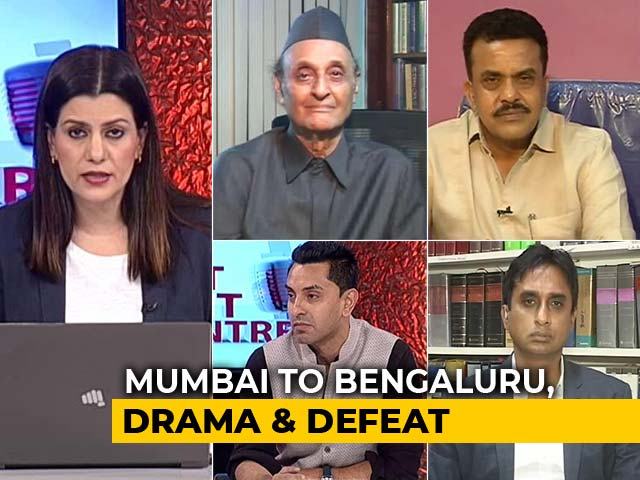 Video : Karnataka To Goa: Congress Collapses