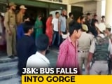 Video : 35 Killed As Mini Bus Falls Into Gorge In Jammu and Kashmir's Kishtwar