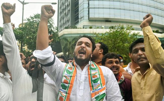 Never Left Mumbai, Says Rebel Karnataka Lawmaker, Now In Different Hotel