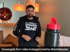 Bhojpuri Cinema: निरहुआ ने हवा में उछलकर मारी जोरदार किक और अक्षय कुमार को कह डाली ये बात- देखें वीडियो