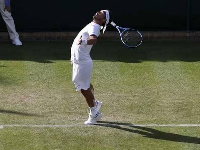 """Bomb Should Explode On Wimbledon,"" Fumes Fabio Fognini After Crashing Out"