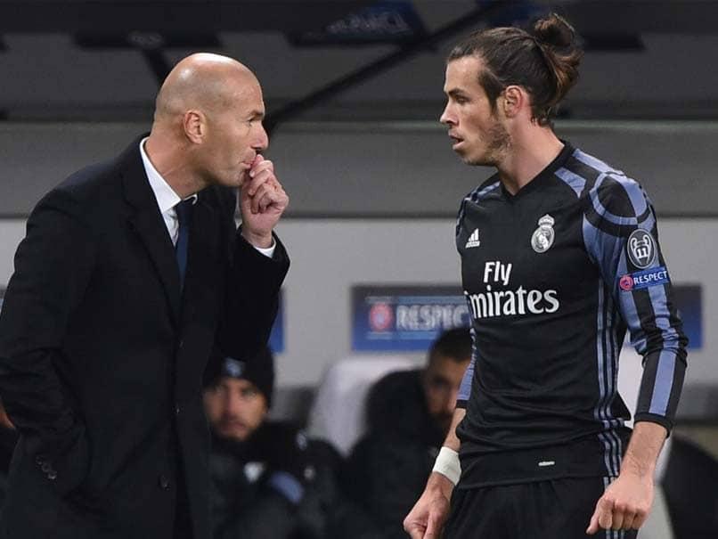 """Zinedine Zidane A """"Disgrace"""" Over Gareth Bale Exit Comments: Agent"""