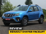 Renault Duster Facelift Review