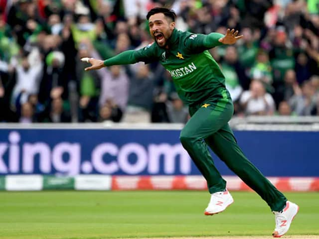 Pakistans Mohammad Amir Wants To Obtain British Citizenship: Reports