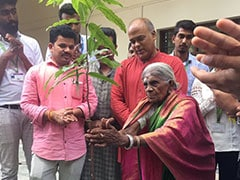 "107-Year-Old ""Mother Of Trees"" Spreads The Message Of Conservation"