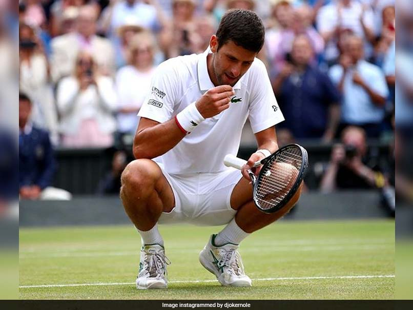 """By The Way, Grass Tasted Like Never Before"": Novak Djokovic On Wimbledon Win"