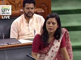 "Video : ""Why Are We Called Anti-National?"": Trinamool's Mahua Moitra In Parliament"