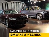 Video : BMW X7 And 7 Series Launch And Prices