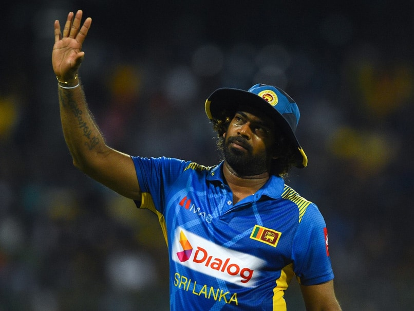 """My Time Is Over"": Lasith Malinga Signs Off In Style As Sri Lanka Crush Bangladesh"