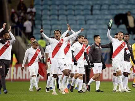 Peru Stun Defending Champions Chile 3-0 To Reach Copa America Final